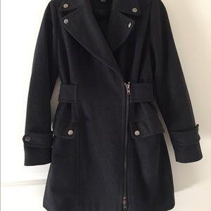 Forever 21 Gray Coat